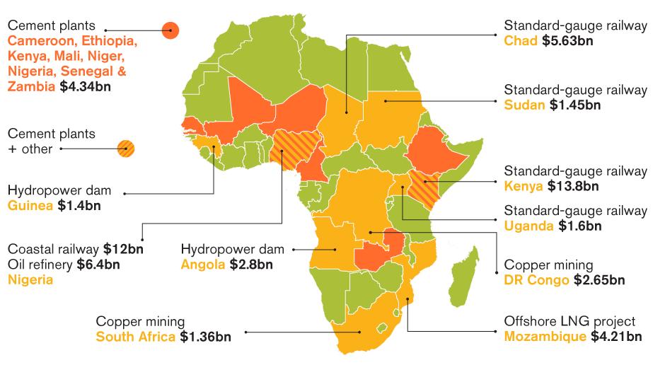 3 Alasan Mengapa Orang Cina Berinvestasi di Afrika